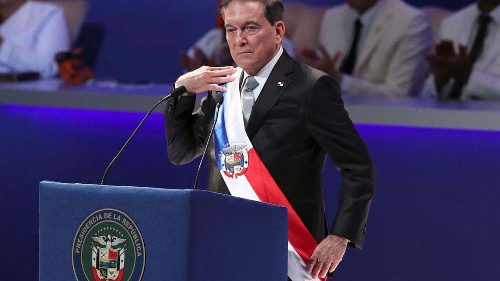 Foto: Laurentino Cortizo, el actual presidente de Panamá. (EFE)