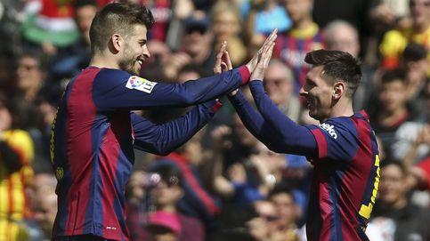 Messi, el mejor remedio ante las dudas, el cansancio del Barça y la boca de Piqué