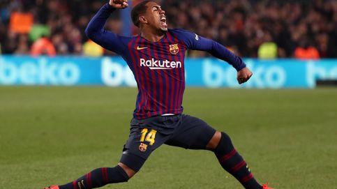 Los 5 golazos de Malcom que le llevaron al Barcelona