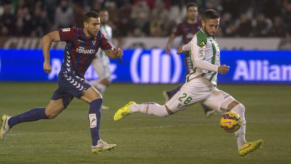 La Liga investiga las posibles primas al Córdoba para su partido en Eibar
