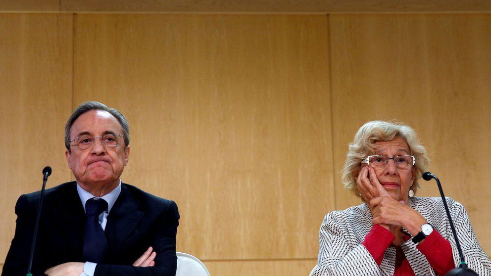 Carmena quita a Florentino el contrato de mantenimiento de toda la vía pública