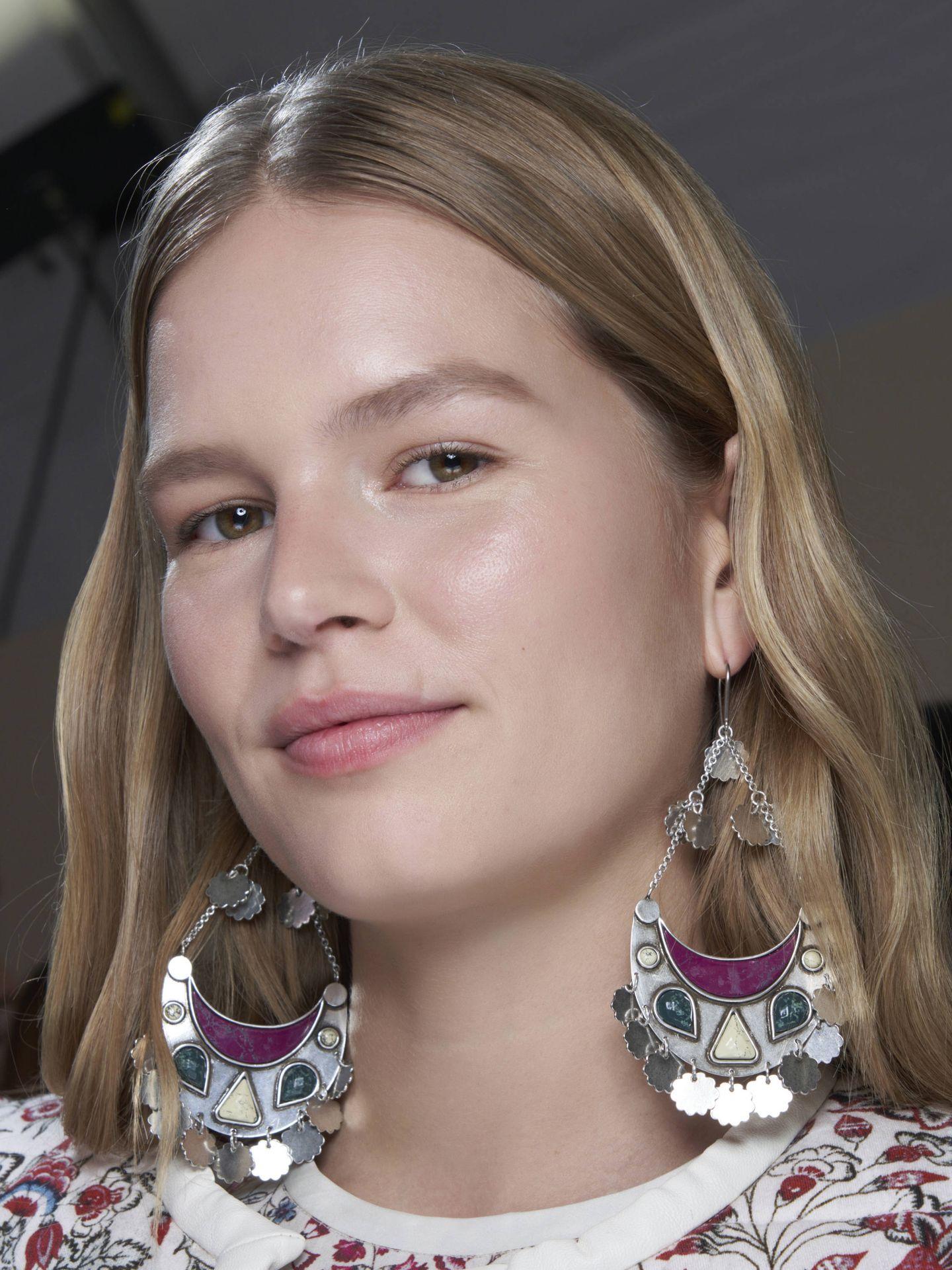 El acné adulto es un 40% más frecuente en mujeres. (Imaxtree)