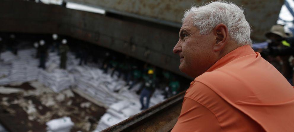 Martinelli, el hombre del cambio que se convirtió en caudillo de Panamá
