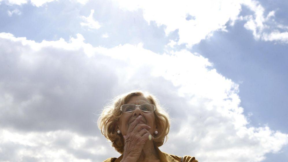 Foto: Manuela Carmena, líder de Ahora Madrid. (EFE).