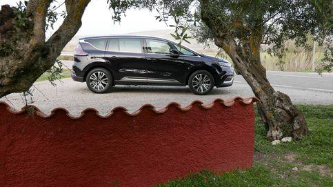 Nuevo Renault Espace, de monovolumen grande a todocamino de siete plazas