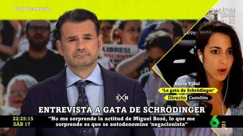 El zasca de Iñaki López a Tamara Falcó en 'La Sexta noche'