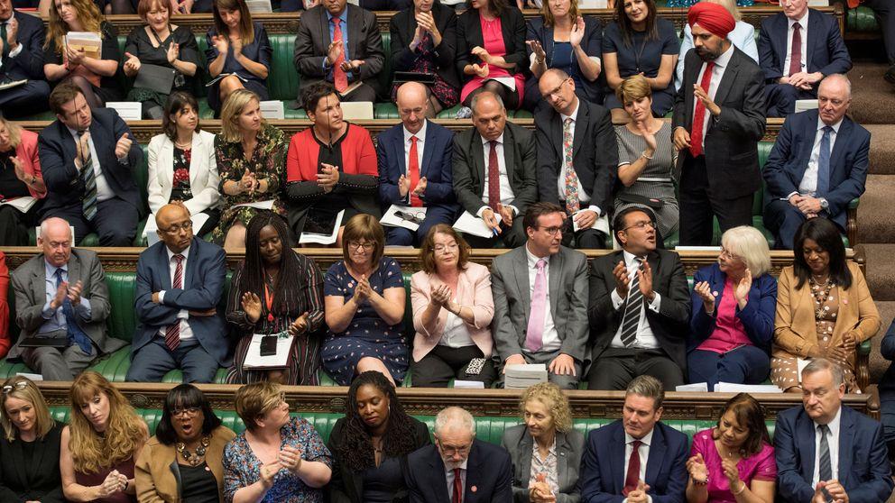 El Partido Conservador expulsa a los 21 'tories' que han votado para retrasar el Brexit