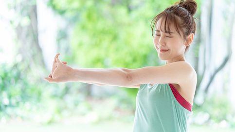 El método japonés para adelgazar con solo 10 minutos de ejercicio y una pelota de tenis