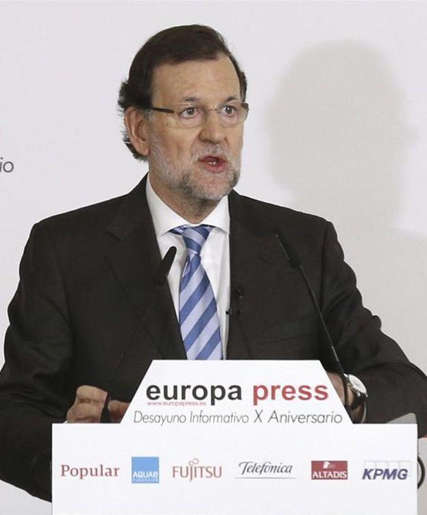 Foto: Mariano Rajoy eleva al 2,9 la previsión del PIB de 2015 y 2016 (EFE)