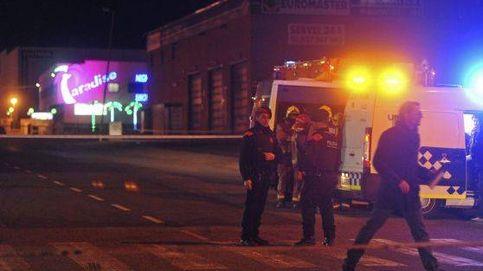 Muere en una explosión 'el Gordo', presunto autor de una oleada de atentados contra un prostíbulo