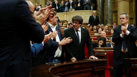 Puigdemont declarará la independencia tras el 155 y ya da por hecha su detención