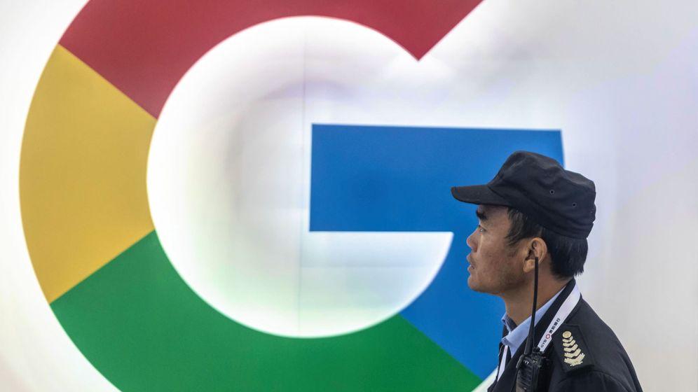 Foto: Google sube en bolsa mientras Trump amenaza con investigarlos por traición