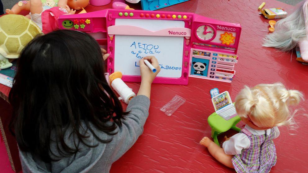 Los catálogos de juguetes en Navidad siguen siendo sexistas