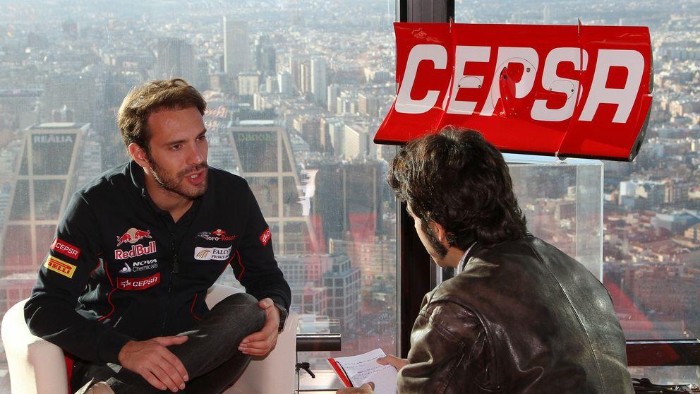 Vergne: Mark Webber se cansó de que su compañero ganara todo