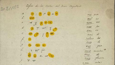 El CNI no ha descifrado el código secreto del Gran Capitán: fue un alemán del XIX