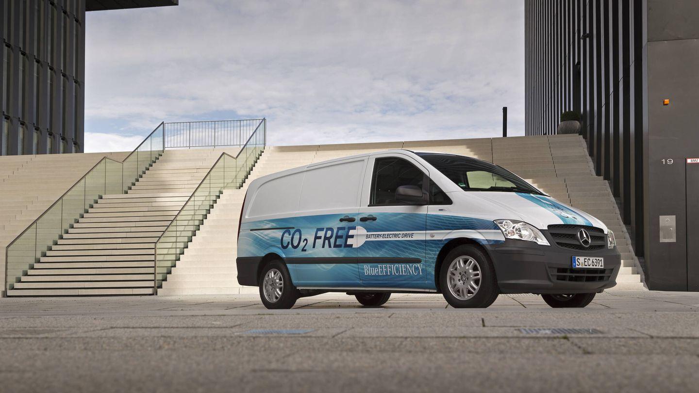 En 2010, la segunda generación de la Mercedes-Benz Vito introdujo la variante eléctrica E-Cell, que ya se producía en Vitoria.