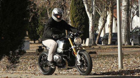 "BMW R Nine T, moto al estilo ""café racer"""