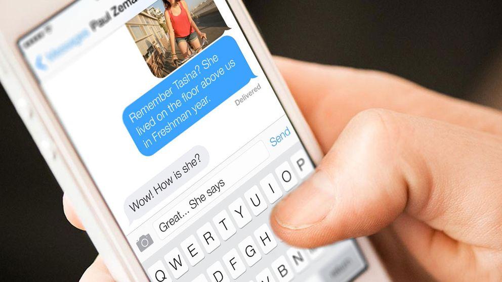 Apple da un giro a su iMessage para dar la cara en la mensajería