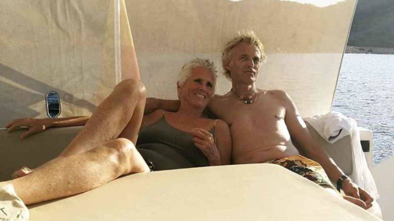 Mercedes Milá y Jesús Calleja, juntos y felices de vacaciones en Mallorca