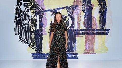 De Miranda Kerr a Cara Delevingne: los looks de las celebrities en el desfile de Dior