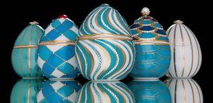 Post de Colección Huevos de Cerámica de Vila Hermanos