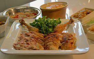 Auténtica receta de pavo asado para el día de Acción de Gracias