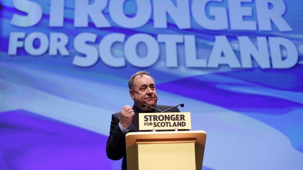 Foto: Alex Salmond. (Reuters)