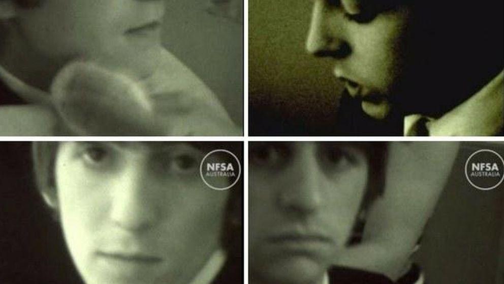 Un vídeo inédito de los Beatles causa furor en las redes sociales