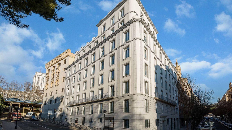 Este es el edificio que Kike Sarasola ha alquilado en Madrid para su apartahotel VIP