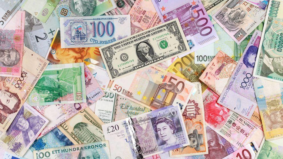 Cuidado con los fondos denominados en otras divisas