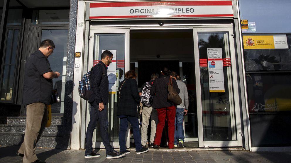 El BdE culpa del paro a los altos sueldos por convenio permitidos en la crisis