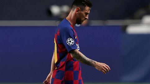 Leo Messi: adiós a Barcelona y a sus negocios frustrados