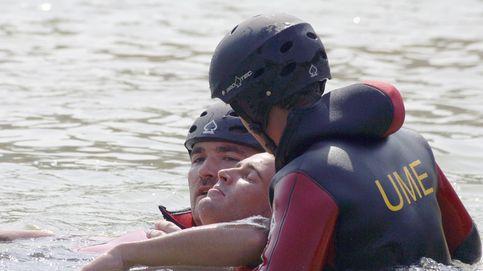 Diez minutos bajo el agua del Tajo, una vida atada a la silla... y un general absuelto