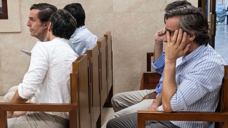 Juicio de los Ruiz-Mateos por presunta estafa en la compra del hotel Eurocalas de Mallorca en 2005. (EFE)