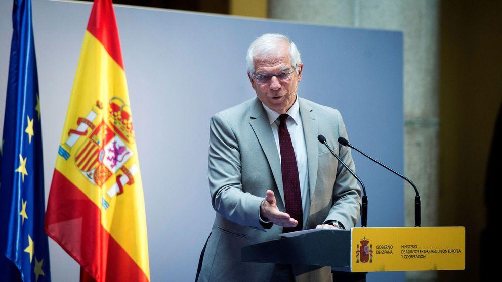 Borrell renuncia al acta de eurodiputado para seguir siendo ministro de Exteriores