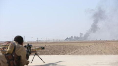 Fuerzas de élite iraquíes toman la sede de la televisión en Mosul, 'capital' del ISIS