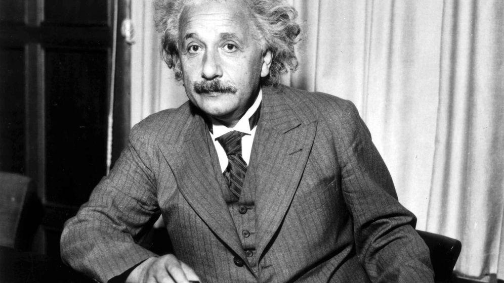 Foto: Einstein en una imagen de 1933. (Cordon Press)