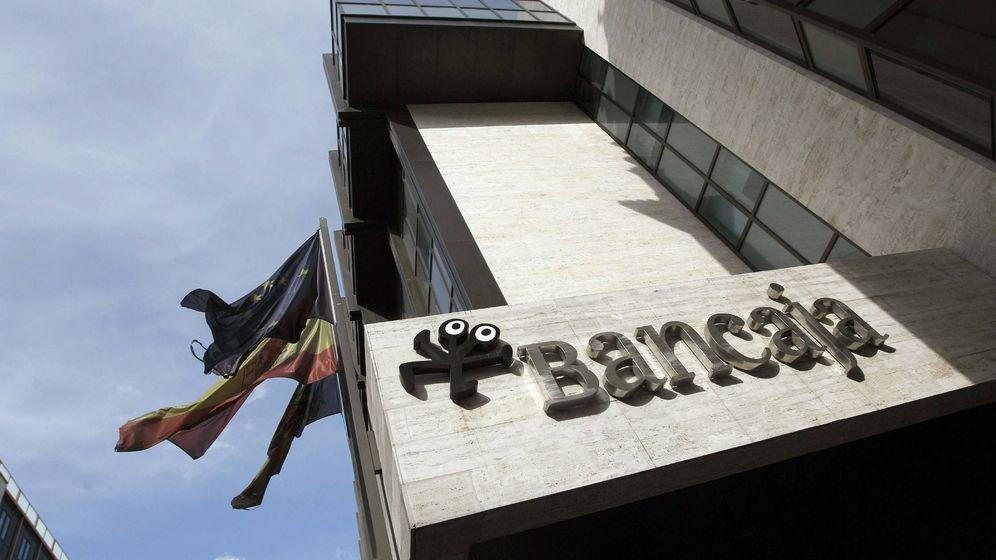 Foto: Antigua sede de Bancaja en Valencia. (EFE)
