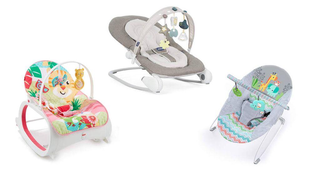 Las mejores hamacas para bebé: descanso y juego en un mismo accesorio