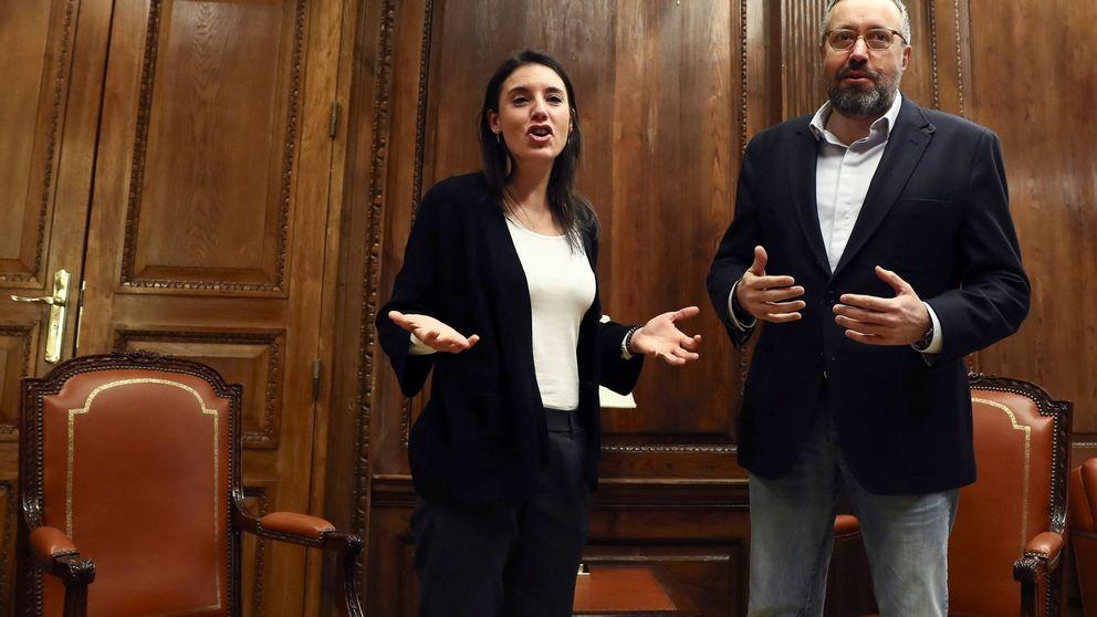 Podemos y Cs ratifican su total sintonía para un cambio electoral que sume al PSOE
