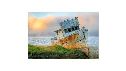 Del Point Reyes al Estrella de América: barcos que han sido olvidados por la humanidad