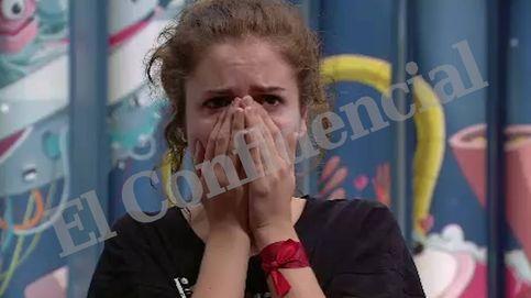 Carlota Prado se enfrenta al vídeo del presunto abuso sexual infligido por José María López en 'Gran Hermano'