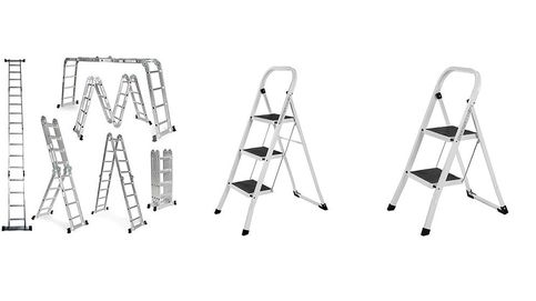 Las mejores escaleras plegables para llegar a todos los sitios