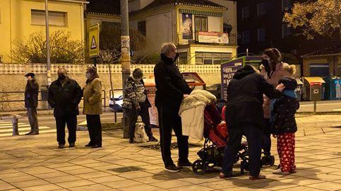 Con miedo y al raso: así fue la noche de los terremotos en Granada