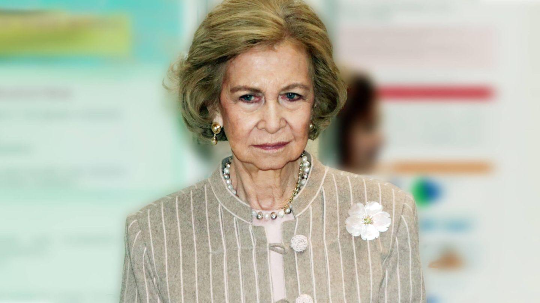 La reina Sofía. (EFE)