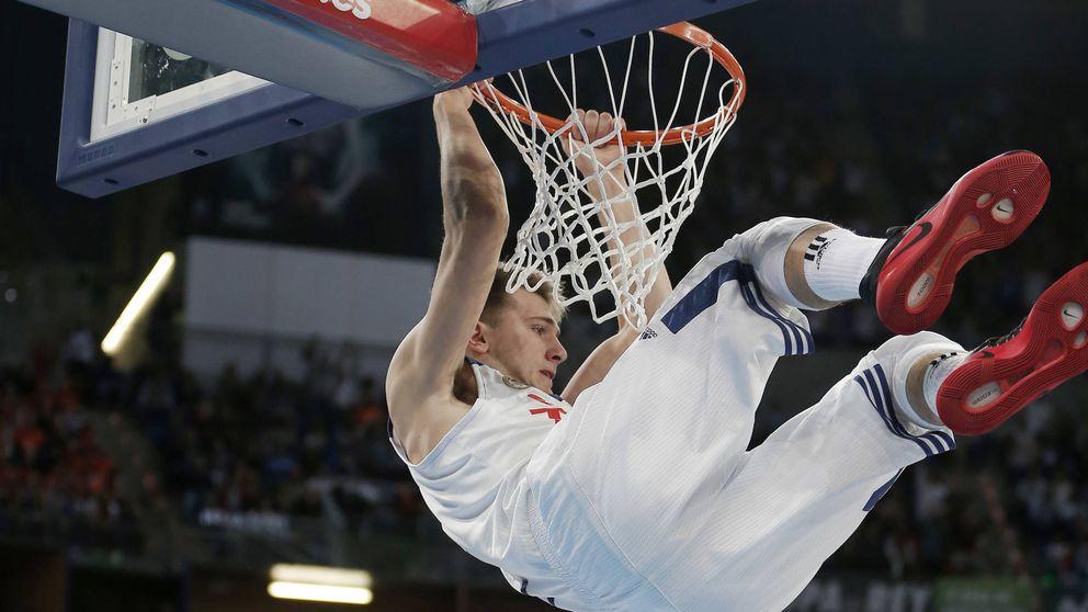 Luka Doncic se gana que Florentino Pérez le dé el carné de estrella
