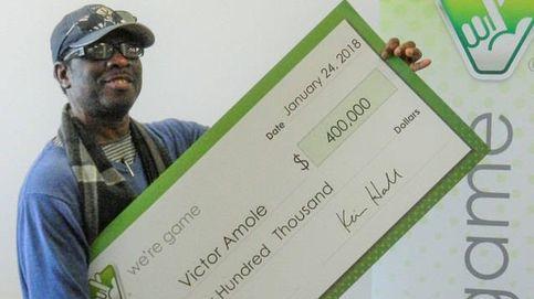 El hombre que ganó a la lotería tras soñar con los números premiados