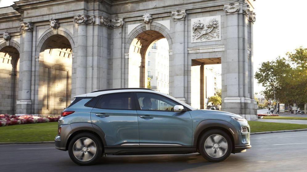 Foto: Hyundai Kona EV, eléctrico muy capaz