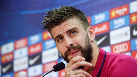 Piqué: Me parecería muy bien que la selección jugase en Barcelona