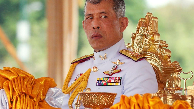 El rey Maha Vajiralongkorn de Tailandia. (EFE)